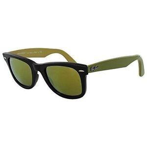 6813df3f3c48e Ray-Ban Rb2140 Original Wayfarer Yellow Flash Sunglasses for sale ...