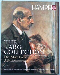 Aukt-katalog-v-Hampel-Muenchen-Gemaelde-Max-Liebermann-Druckgraphik-1890-bis-1926