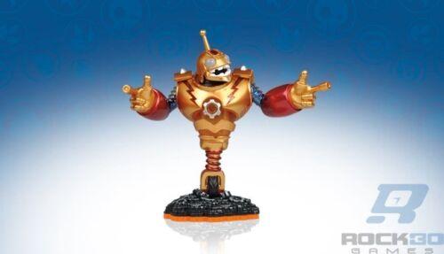 Giants Series Bouncer Skylanders Figure Character Orange Base Giant