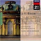 Johann Sebastian Bach - Bach: The Art Of Fugue; Musical Offering (2001)
