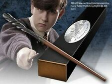 Harry Potter Neville Longbottom wand with Nameplate. Prop Replica Noble gift