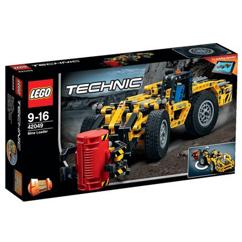 Lego 42049 Technic mine  Loader  pas de taxes