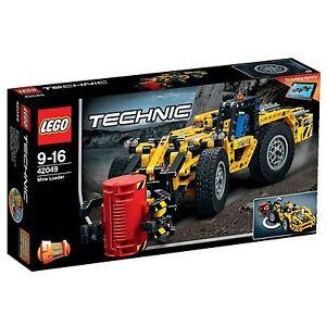 Lego 42049 Technic Mine Loader 661647753676 Ebay