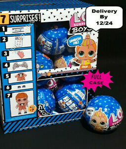 LOL Surprise Boys Series 2 Doll~New Factory Sealed ~In Hand Ready To Ship~