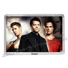 Supernatural Jensen Ackles & Jared Padalecki  - Fotomagnet 5mm  Acryl  [M1]
