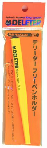 DELETER Free Pen Holder Comic Pen Manga Comics Supplies