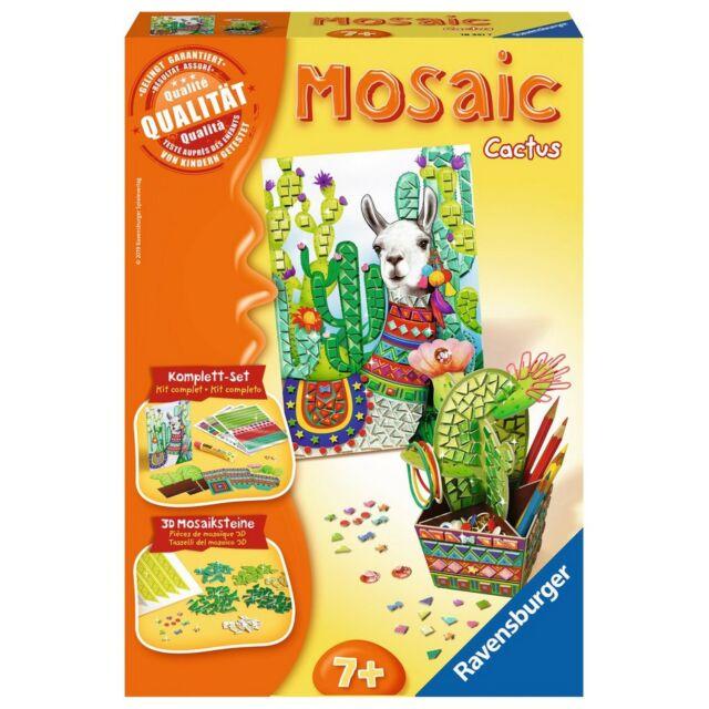 Ravensburger Mosaic Midi Tropical Bastelset Bastel Set Mosaiksteine Mosaik Stein