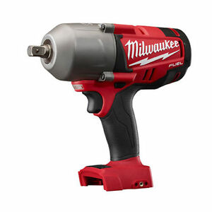 """Milwaukee 2762-20 M18 FUEL 1/2"""" High Torque Impact Wrench with Pin Detent"""