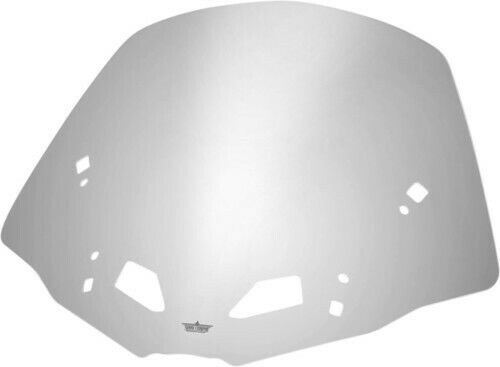 20-400 Clear Windshield 2010-2015 Can-Am Spyder RT 41-8365 Show Chrome