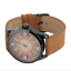 thumbnail 6 - Curren-8155D-3-Brown-Black-Brown-Leather-Strap-Watch