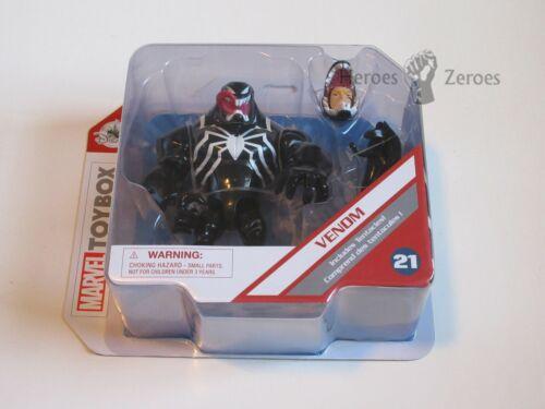 Disney Marvel Toy Box #21 VENOM 5-inch Action Figure New Rare NIB