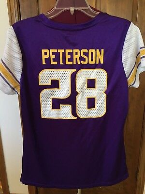 adrian peterson jersey women