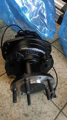 Antrieb, Motor & Getriebe Baugewerbe Romantisch Radantrieb Rexroth Mcr3g400f180z Links 32s4lm2l0sp Motor Zu Verkaufen