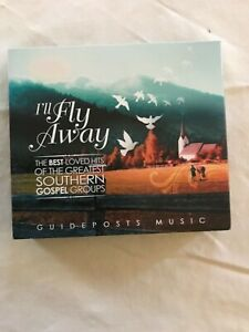 Details about I'LL FLY AWAY   THE BEST LOVED HITS OF THE GREATEST SOUTHERN  GOSPEL GROUPS 4 CDs