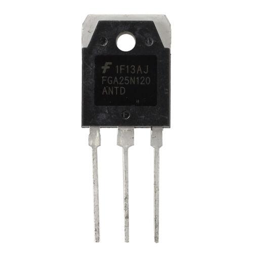 IGBT Leistungstransistor FGA25N120 1200V 3 D2L3 5x