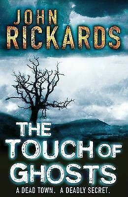 """""""VERY GOOD"""" The Touch of Ghosts, Rickards, John, Book"""