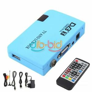 Digital-TV-Box-LCD-VGA-AV-Tuner-DVB-T-FreeView-Receiver-KZ