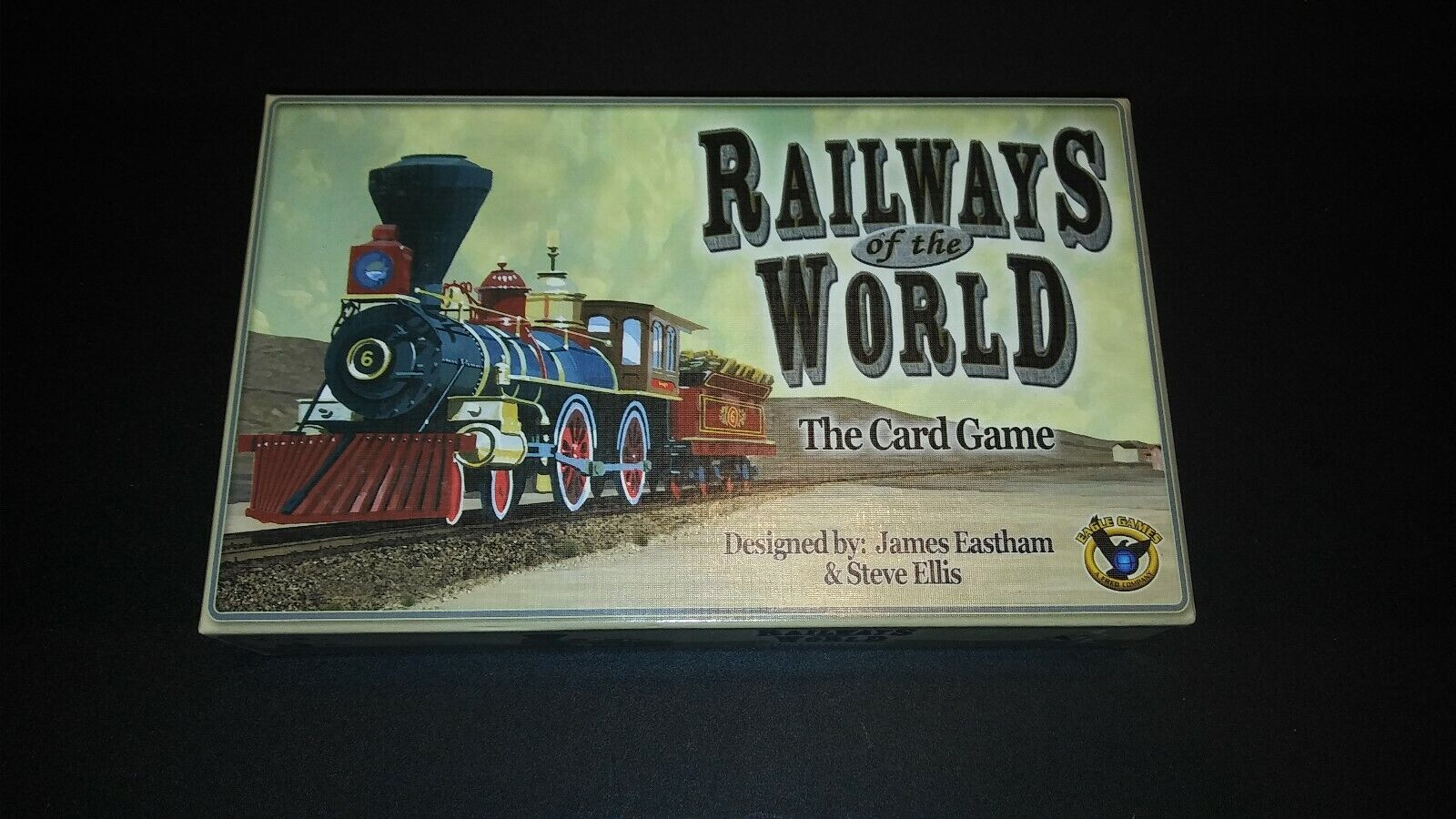 Eagle-Gryphon Games EAG01299 Railways of The World Expansion Card Game