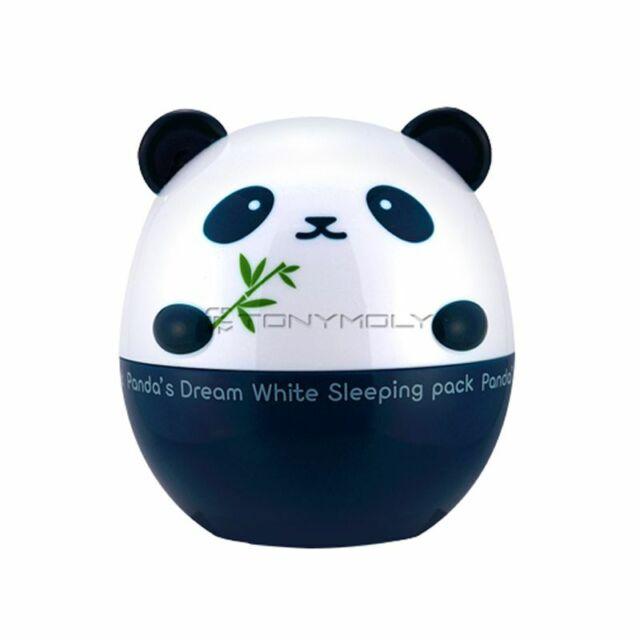 TONYMOLY Panda`s Dream White Sleeping Pack 50g / Whitening Cream Korean Cosmetic