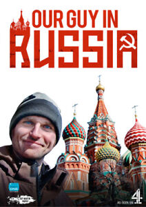 Guy-Martin-Our-Guy-in-Russia-DVD-2018-Guy-Martin-cert-E-NEW-Great-Value