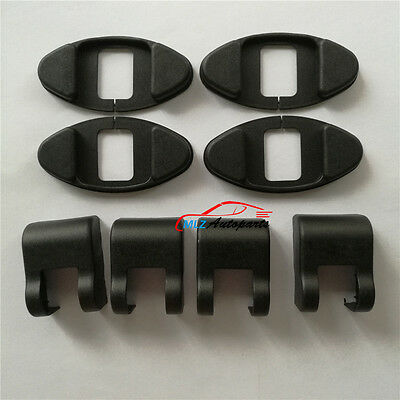 Door Limiting Stopper Lock Buckle Cover For Nissan Qashqai J11 2014 2015 2016