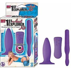 Anal explorer butt plug