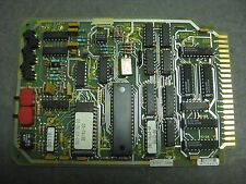 GIDDINGS AND LEWIS 501-03761-02 502-03017-21 CPU board RC 8/88