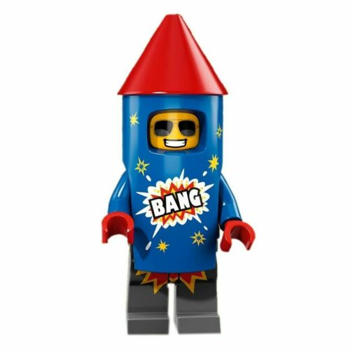 Lego Minifigure 71021 Series 18 Party 40 Years Minifigures YOU CHOOSE NEW