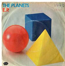 """The Planets - E.P. 7"""" ep 1979"""