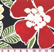 Bryant Buena Vista Rugby Indoor Outdoor Floral Print Upholstery Fabric BTY
