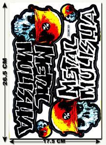 Metal-Mulisha-Stickers-Decals-Motorcycle-Bike-Truck-Bumper-MX-Supercross-MTB-T45