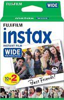 Fujifilm Instax - Color instant film ISO 800 10 exposures 2 cassettes #16026642