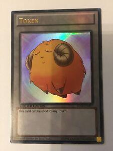 Near Mint LC04-EN007 - Ultra Rare Token Yellow Sheep