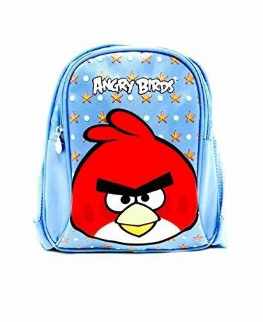 Angry Birds Kids Large Messenger Bag Tote Bag New SALE