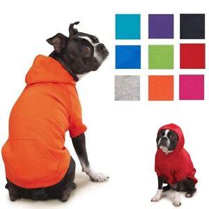 ZACK-amp-ZOEY-HOODIE-9-Colors-6-Sizes-Basic-Dog-Puppy-Sweatshirt-Sweater-Shirt