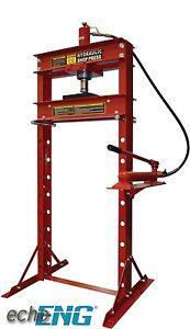 Pressa idraulica oleodinamica officina pompa manuale echo for Pressa idraulica per officina