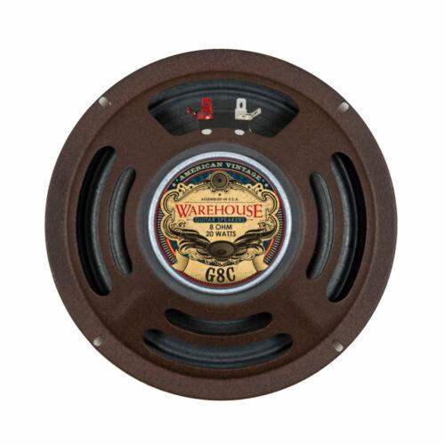 "Warehouse Guitar Speakers WGS G8C 20 watt 8/"" Guitar Speaker 8ohm"