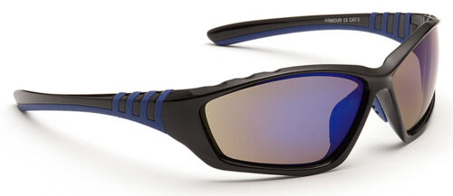 Eye Level Mens Classic Wrap Shades Designer Sports Red Or Blue Sunglasses