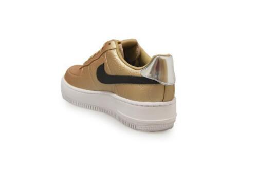 Lotc 900 Tr para Upstep 874141 Black 1 Air Gold White Force mujer Nike xgqI87