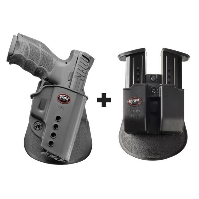 Fobus Paddle Right Hand Holster 320C ND for Taurus TH9