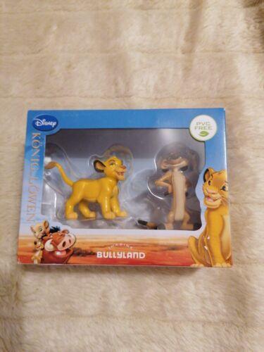 Simba /& Timon Disney 2 Spielfiguren-Set König der Löwen