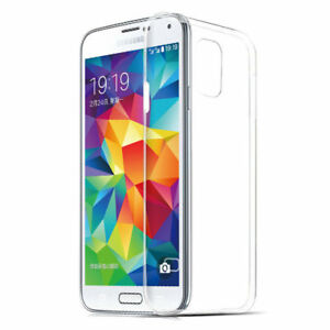 save off 2cad0 30581 Details about For Samsung Galaxy S6/Edge Protective Clear TPU Body Cover  Case Ultra Phone Case