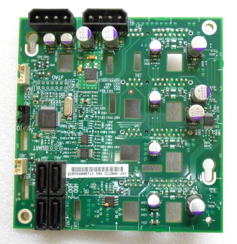 Intel FXX4DRV3GBRD SD22806 4-Drive Backplane Without Expander New Bulk Packaging