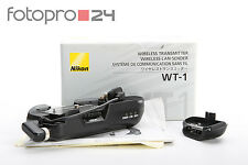 Nikon Wireless-Lan-Sender WT-1 Transmitter + OVP + TOP (738739)