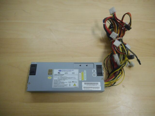 SPARKLE SPI700U4BB-B204 700W Single 1U Xeon Server 80plus Bronze Power Supply PS