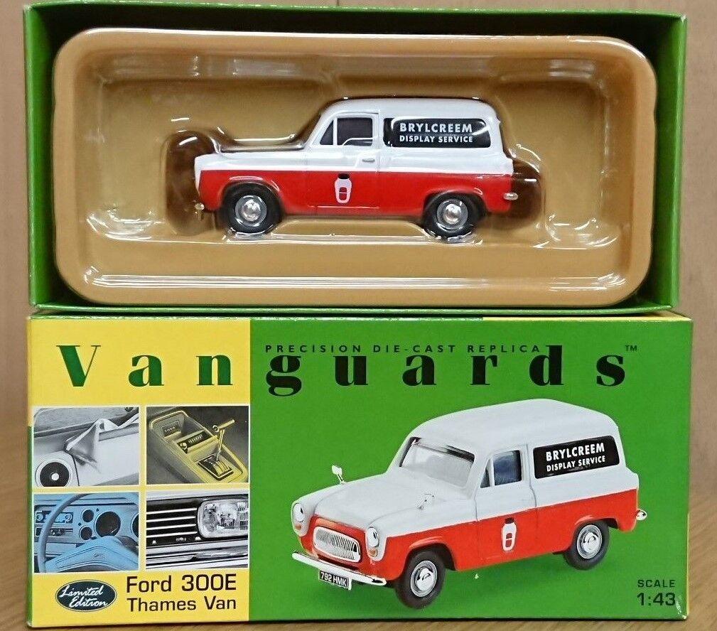 Corgi VA33001 Ford 300E Thames Van BRYLCREAM Ltd Edition No. 0002 of 4100
