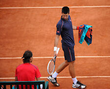 Novak Djokovic e Rafael Nadal senza segno FOTO-E109