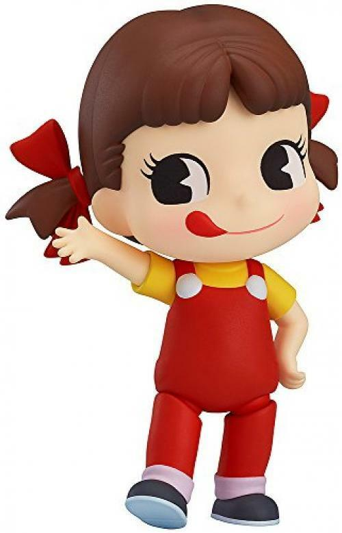 NEW Nendoroid Fujiya Peko-Chan Non-Scale Abs & Pvc Painted Action Figure F/S
