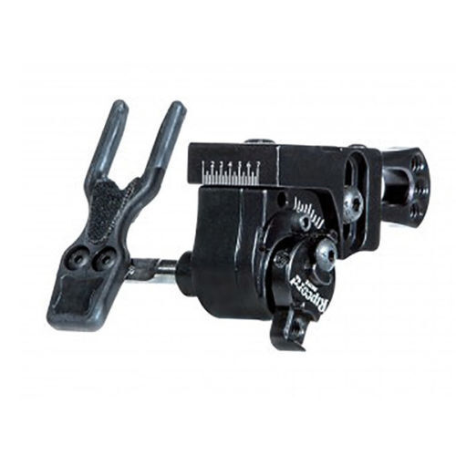 New Ripcord Drive Standard Adjust Fall Away Compound Archery Arrow Rest LH Black