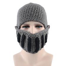 4ef217f09b5 item 8 Men Women Crochet Knit Roman Knight Helmet Ski Hat Winter Warm Mask  Beanie Cap -Men Women Crochet Knit Roman Knight Helmet Ski Hat Winter Warm  Mask ...